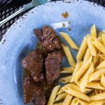 This steak marinade recipe has the funniest name but is the MOST delicious