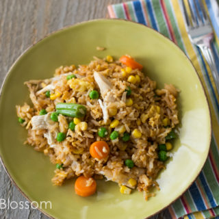 Easy Stove-top Fried Rice