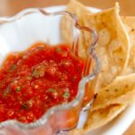 Making your own restaurant style salsa