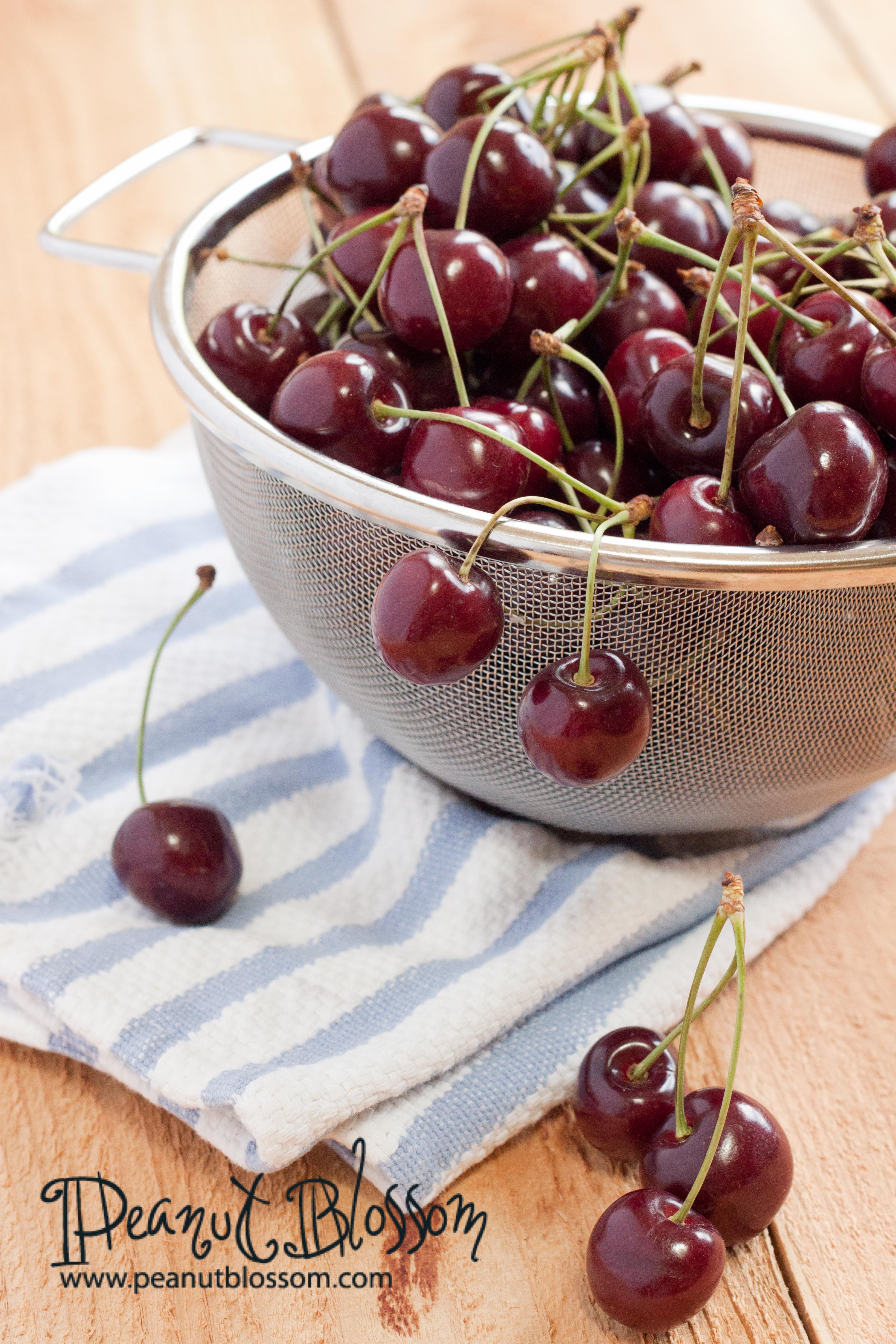 It's cherry time again