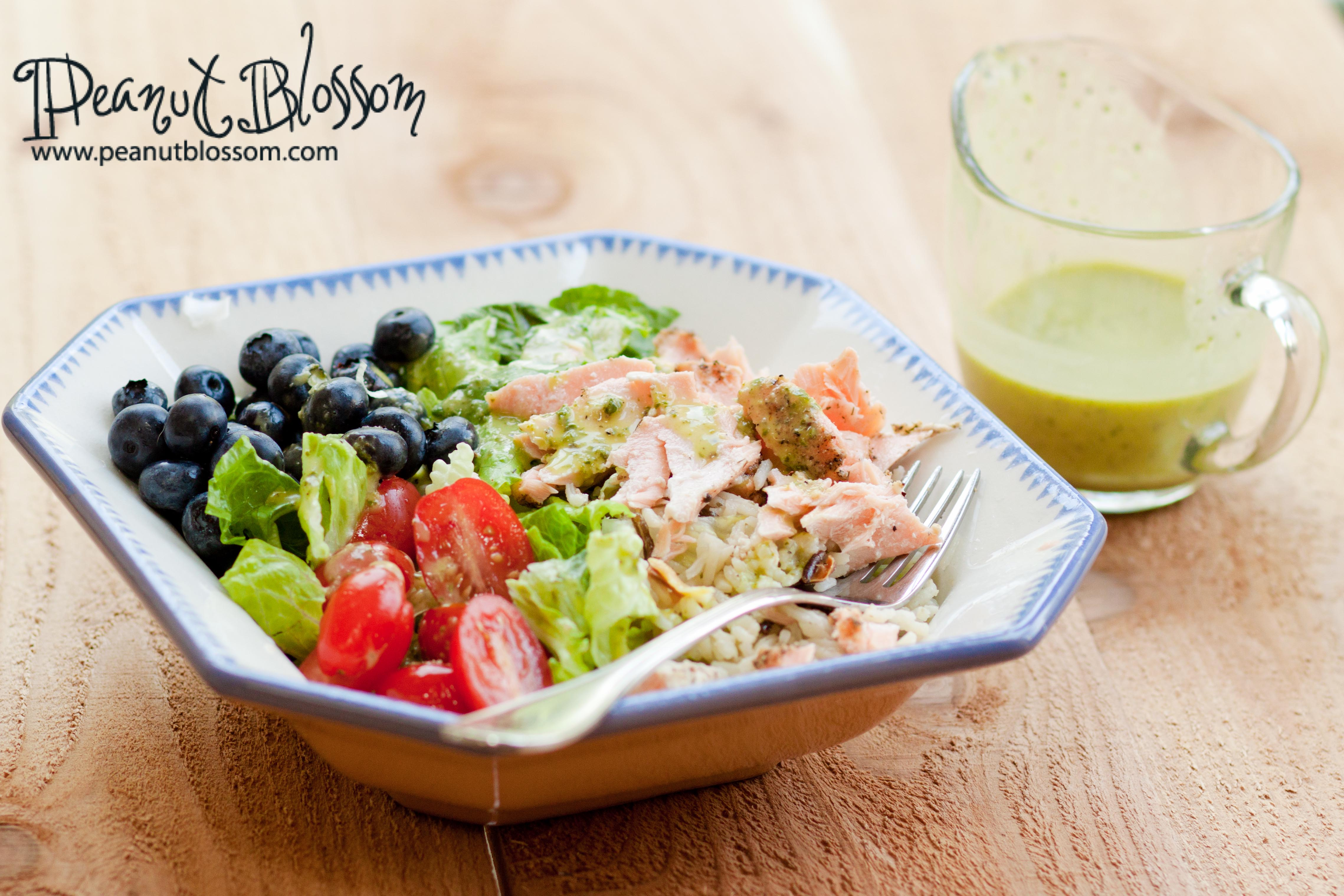 """Leftovers magic: """"Everything but the kitchen sink"""" summer salad"""