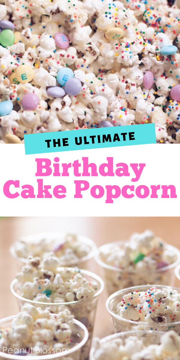 Fabulous Birthday Cake Popcorn Is The Perfect Party Treat For Kids Funny Birthday Cards Online Chimdamsfinfo