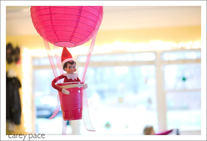 Elf on the shelf ideas by Carey Pace | Peanut Blossom
