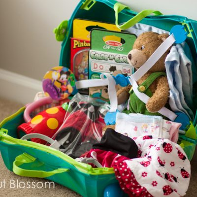 Essential packing list for families on the go!