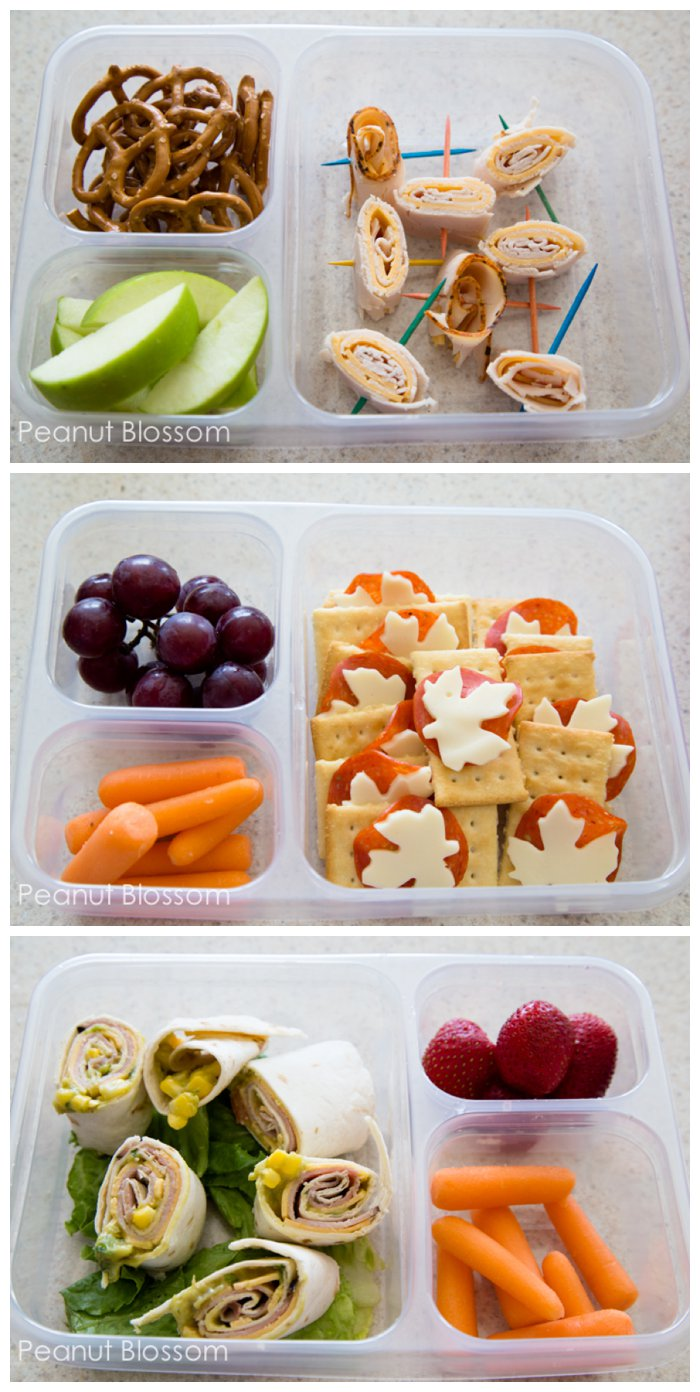 30 Days Of Lunchbox Recipes No Repeats