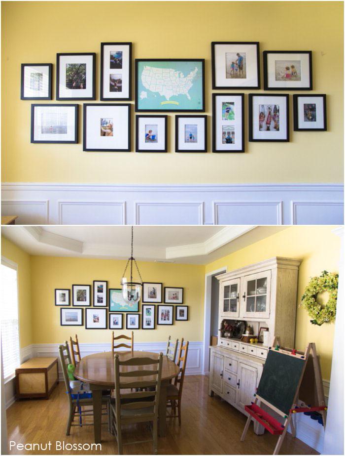 Change Of Art Gallery Frames