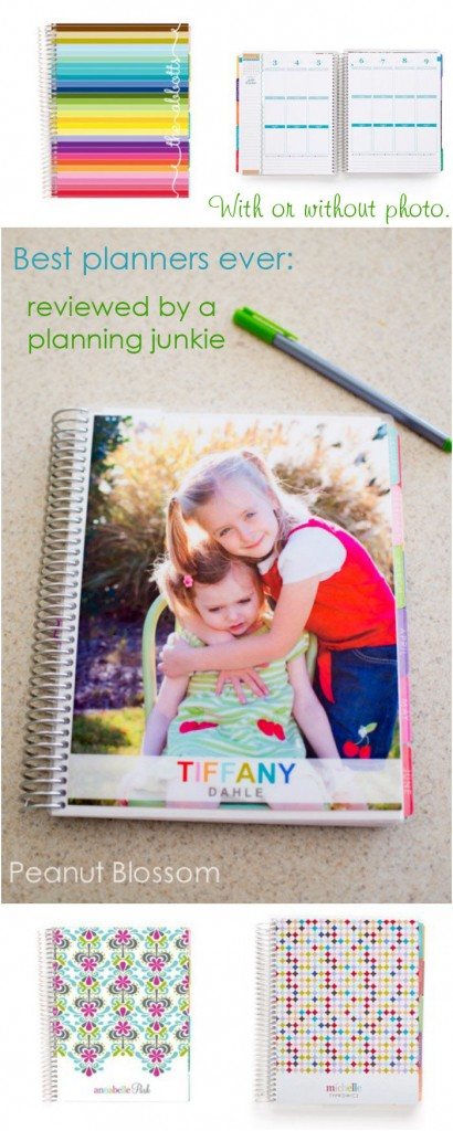 Best planner ever! A full review | Peanut Blossom