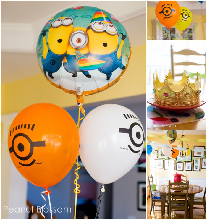 Staying young with a party for dad | Peanut Blossom