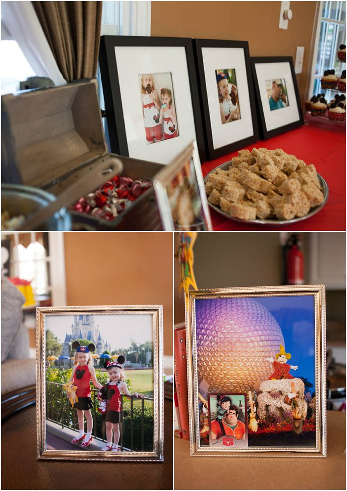 How to personalize a party, it's all in the details! | Peanut Blossom