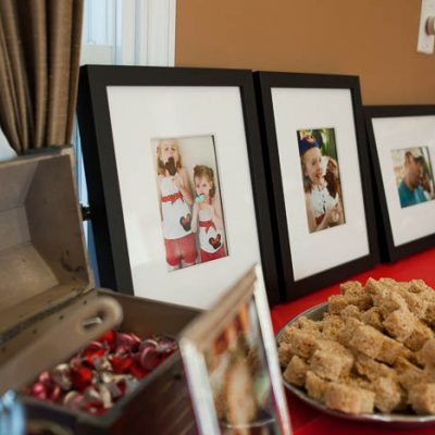 How to personalize a party: It's all in the details