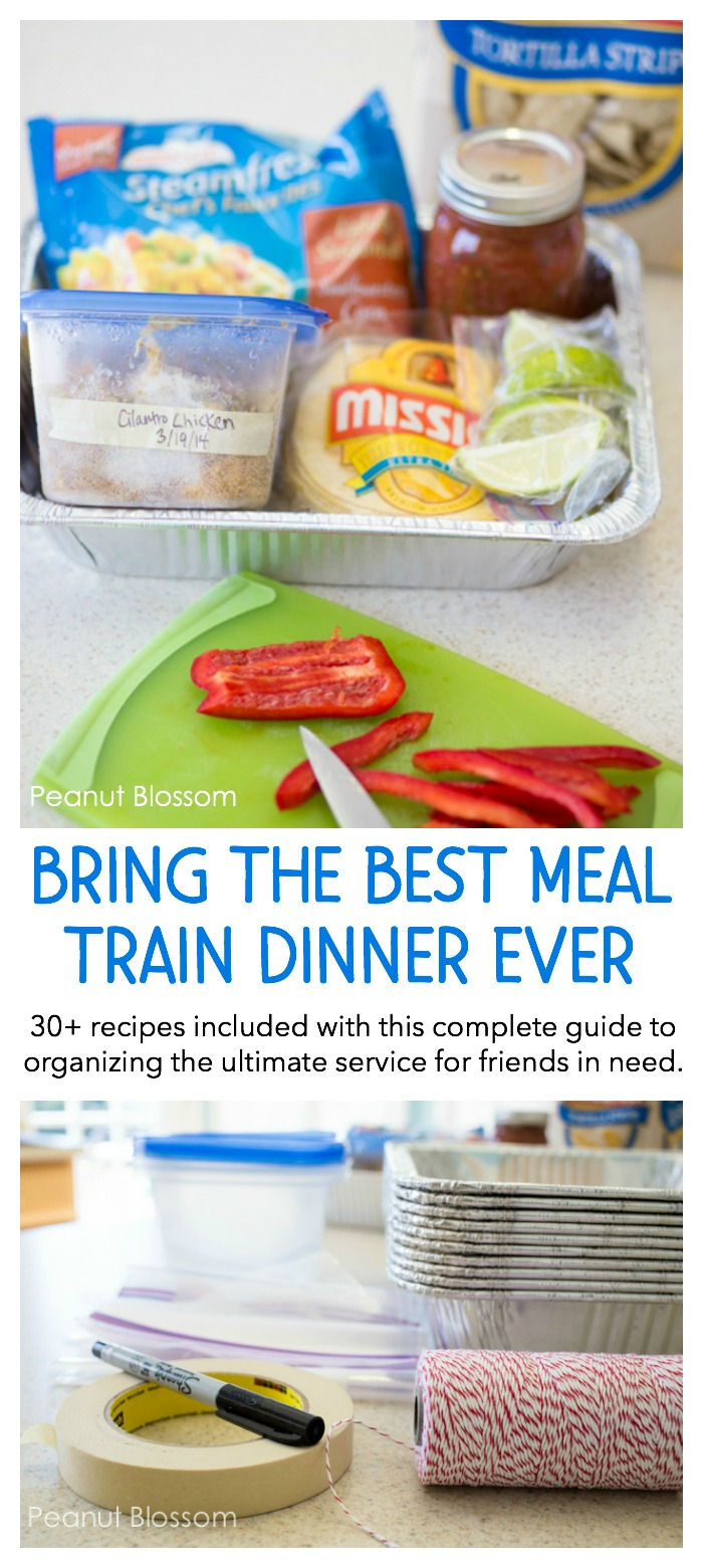The best meal train ideas ever: how to bring a meal to new moms they'll never forget