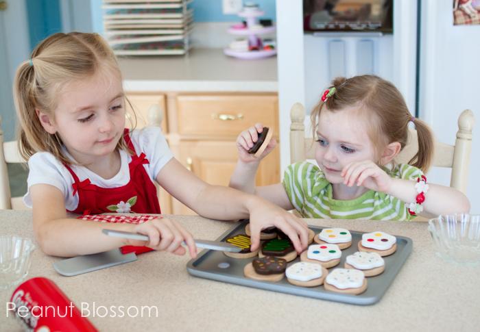 Family cookbook photography tips   Peanut Blossom