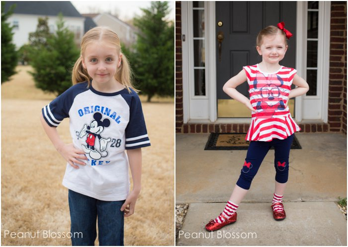 Magic at Play: adorable Disney clothes from Kohl's