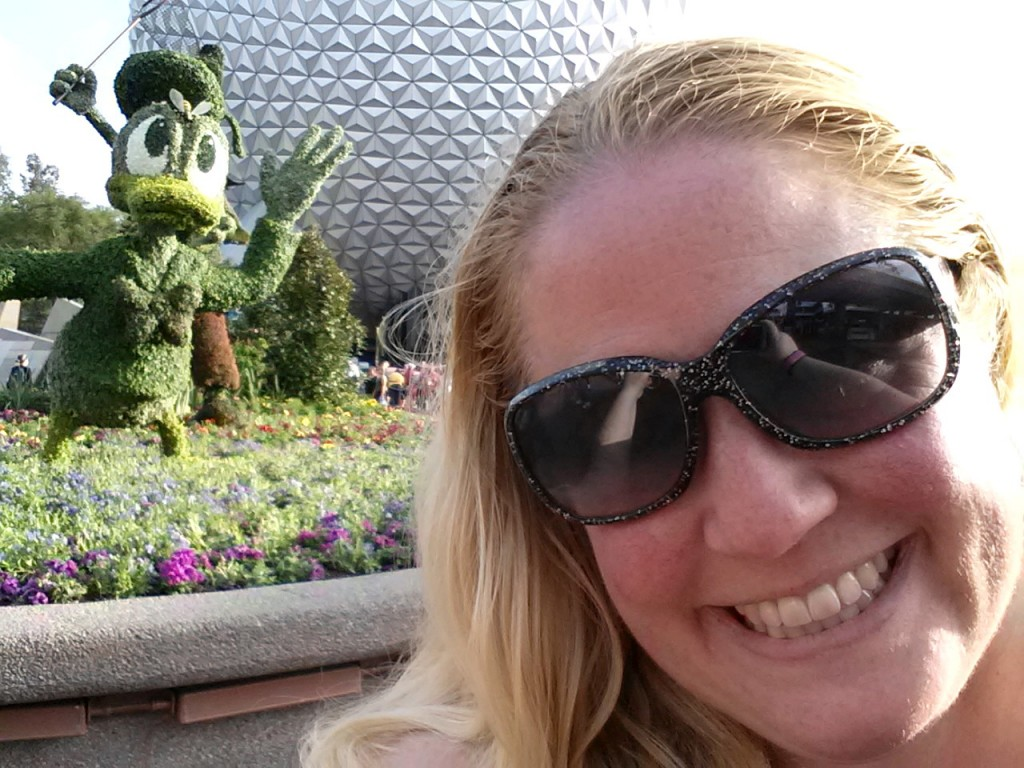 Real Moms of Disney: Angie from WI