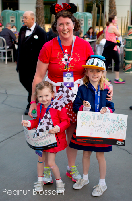 4 lessons from runDisney | Peanut Blossom