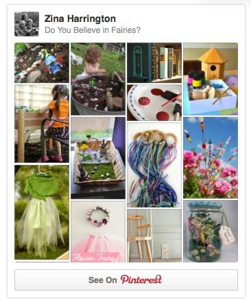 Do you believe in fairies?: A Pinterest board