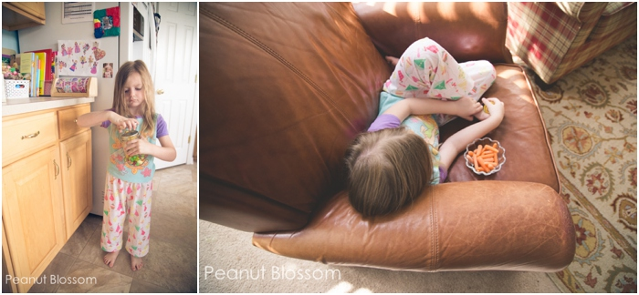 A day in the life photography project | Peanut Blossom