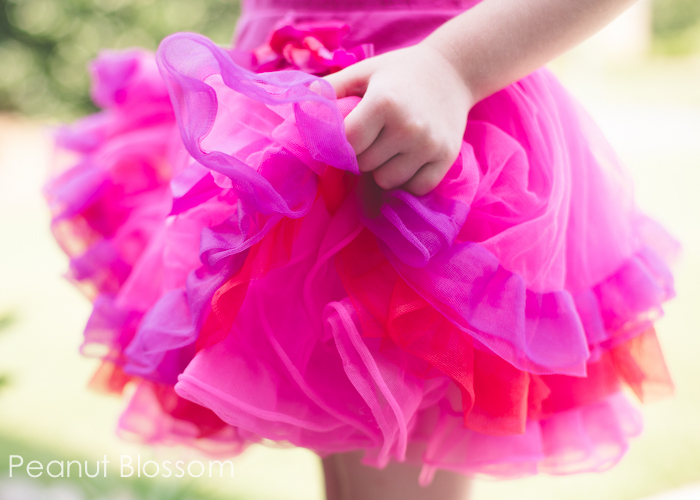 Disney Enchanted 10K, Team Hot Pink Tutu | Peanut Blossom