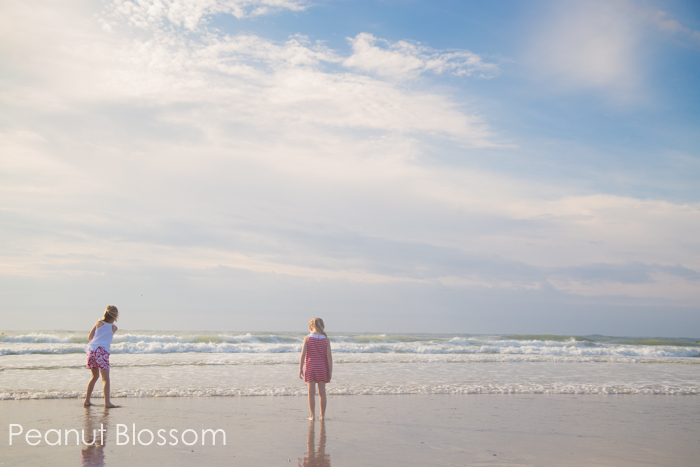 Beach photography tips | Peanut Blossom