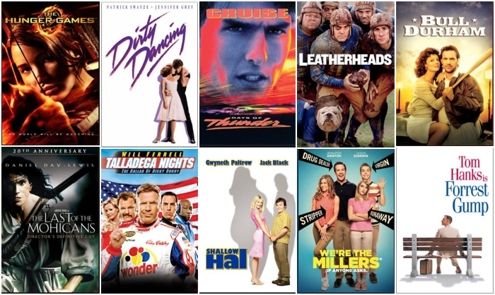 10 movies for your next date night | Peanut Blossom