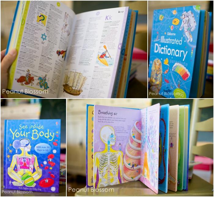 Great back to school book picks | Peanut Blossom