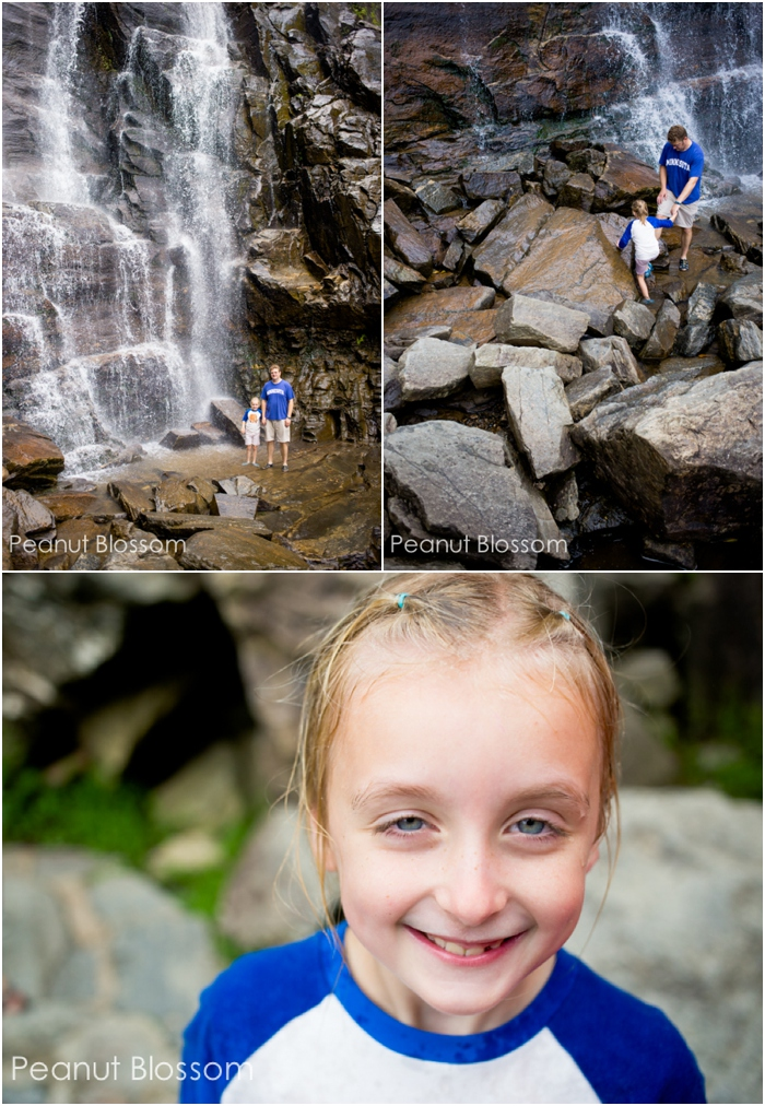 Raising nature lovers | Peanut Blossom