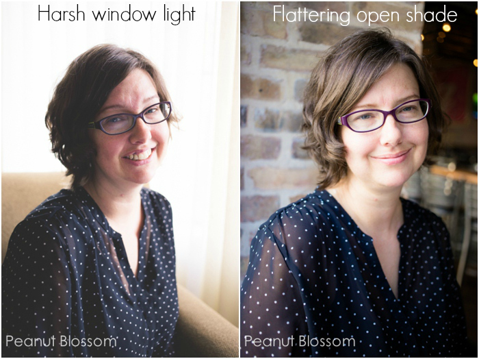 Lighting tips for taking an awesome profile picture