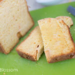 Easy pineapple carrot bread fresh from the bread machine
