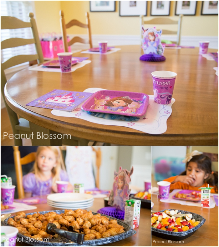 Sofia the First Princess Playdate #DisneyKids