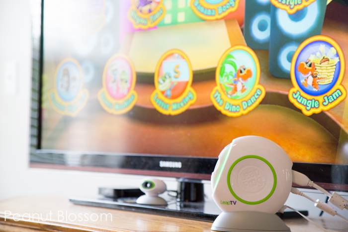 Leap into gaming with LeapTV
