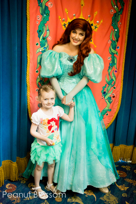 Review of Ariel's Grotto at Disneyland