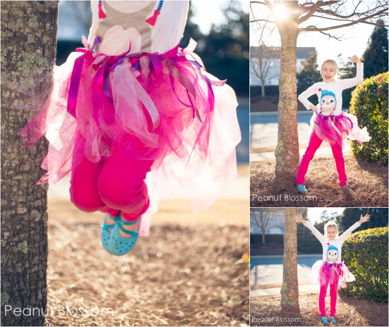 How to make a no sew tutu for kids or adults! So perfect for a running tutu.