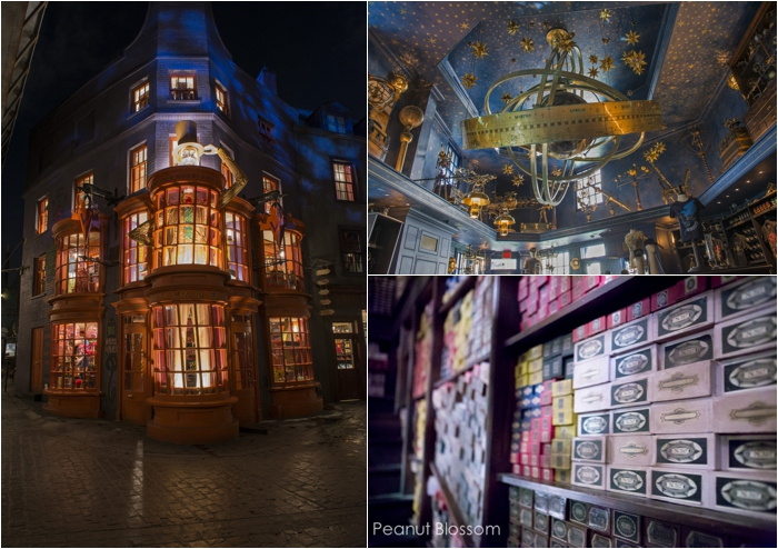 The Wizarding World of Harry Potter at Universal Studios