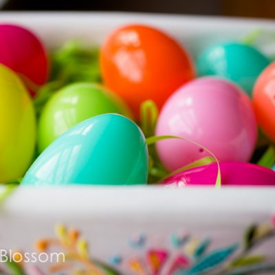 Adorable non-candy Easter egg hunt idea that shows your DisneySide!