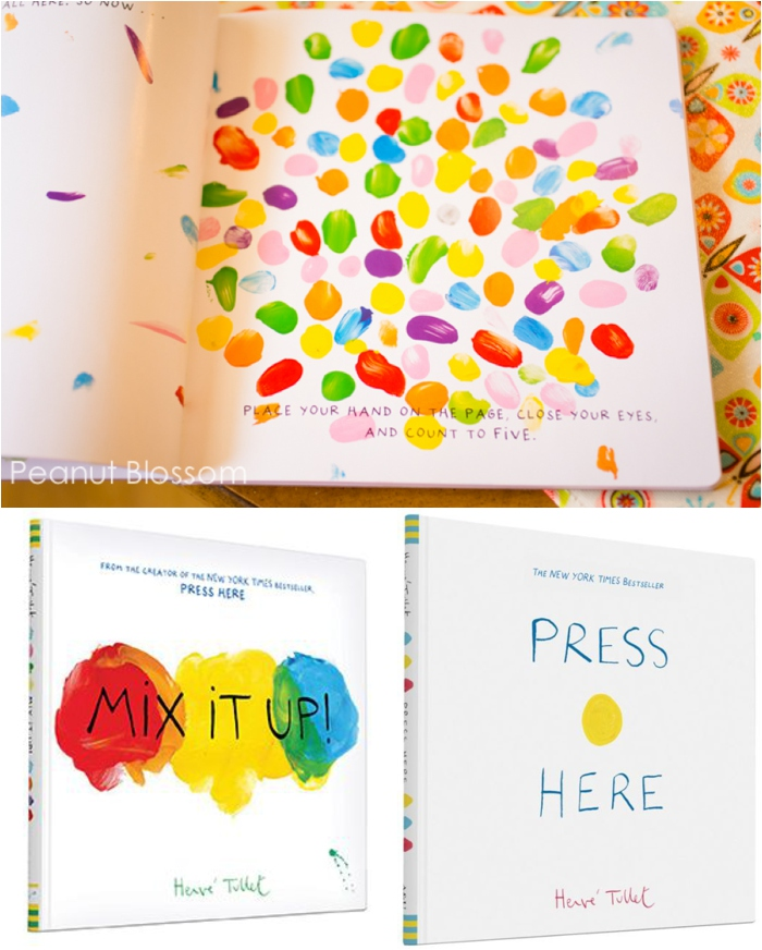 Inspire and Paint: Our favorite art books for kids