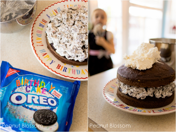 Big Hero 6 birthday cake inspiration: Cookies & Cream Baymax