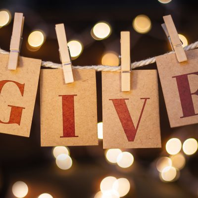 Strapped on time and money? Great alternative giving ideas for charity