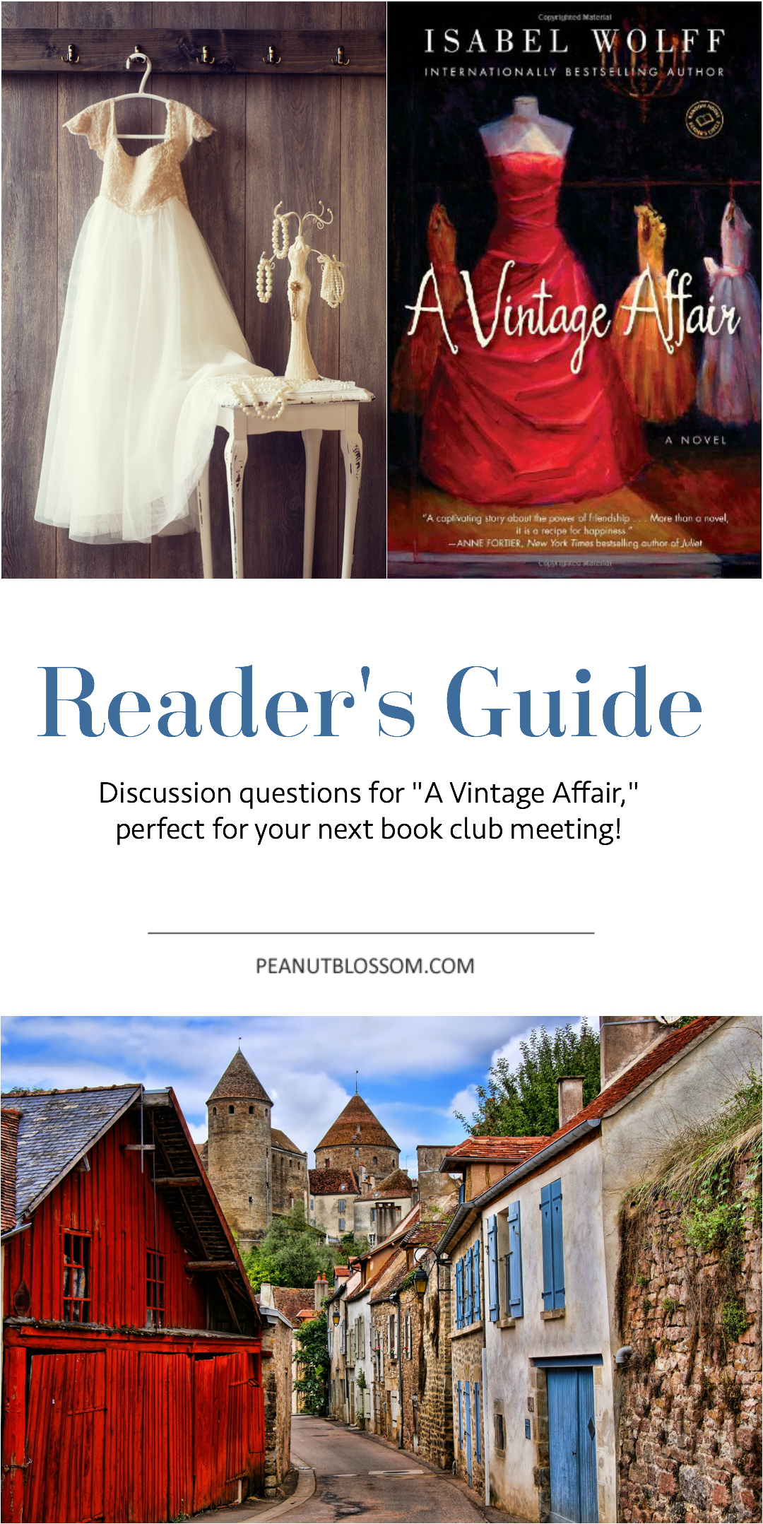 A Vintage Affair discussion guide