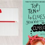 "Discussion guide for ""Top Ten Clues You're Clueless"" by Liz Czukas"