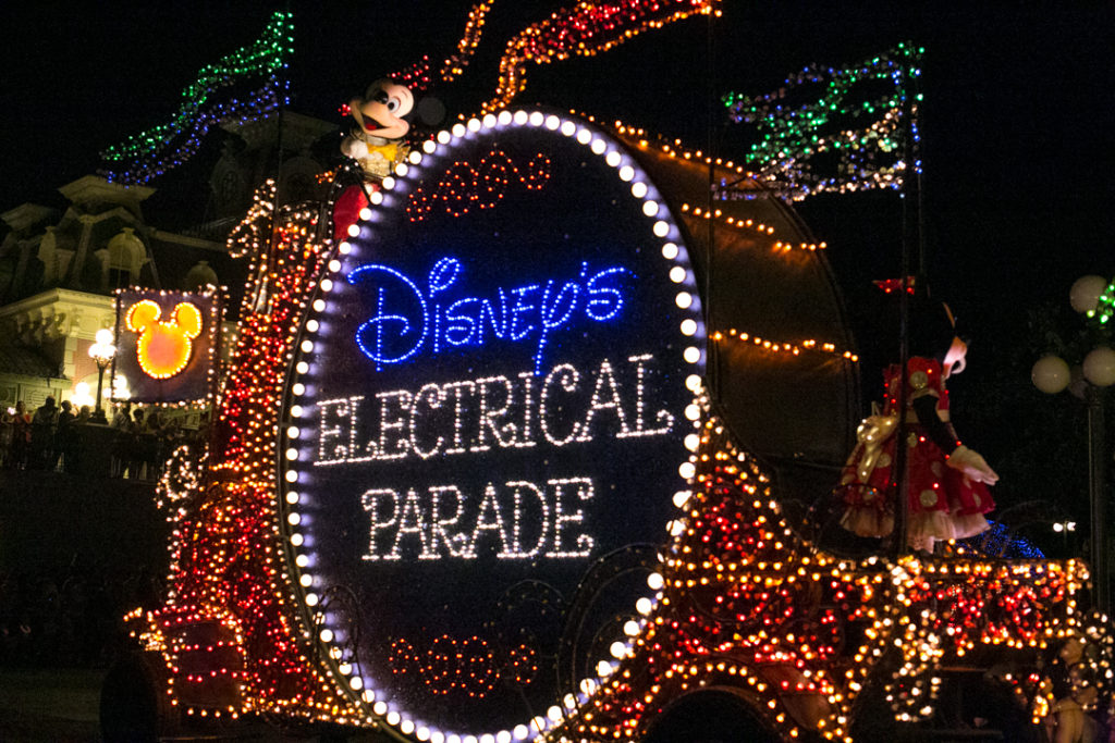 Disney's Electrical Parade: Tips for making a magical night