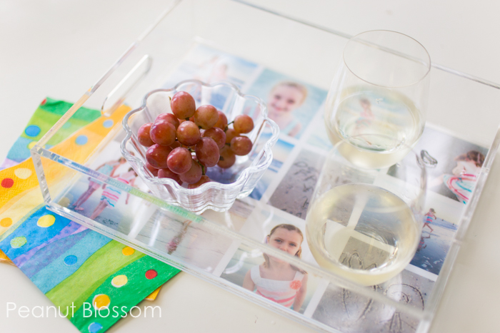 Erin Condren acrylic tray review