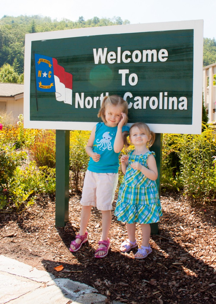 Welcome to North Carolina: Making new family memories after a big move