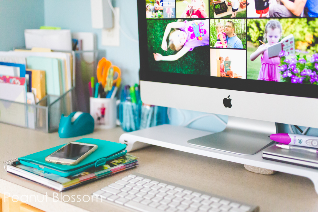4 back to school organization tips for moms for How to organize your desk diy