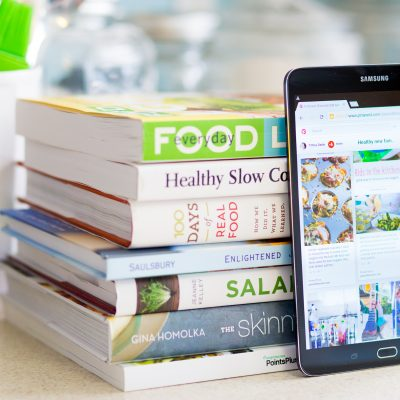 3 essential resources for healthy eating recipes