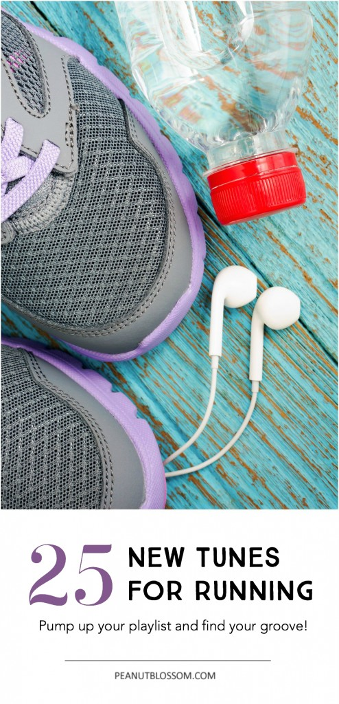 25 new tunes for running: Great ideas from moms on the run