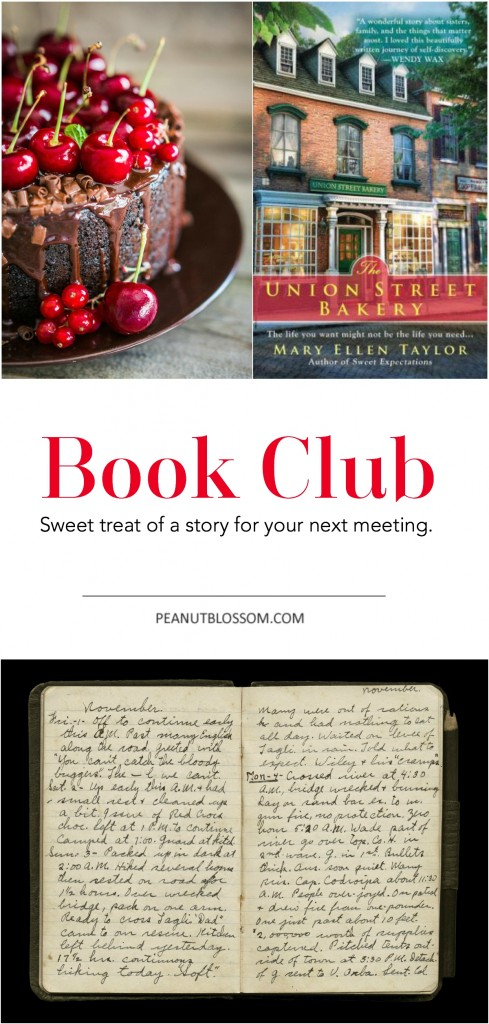The Union Street Bakery by Mary Ellen Taylor: book club discussion guide