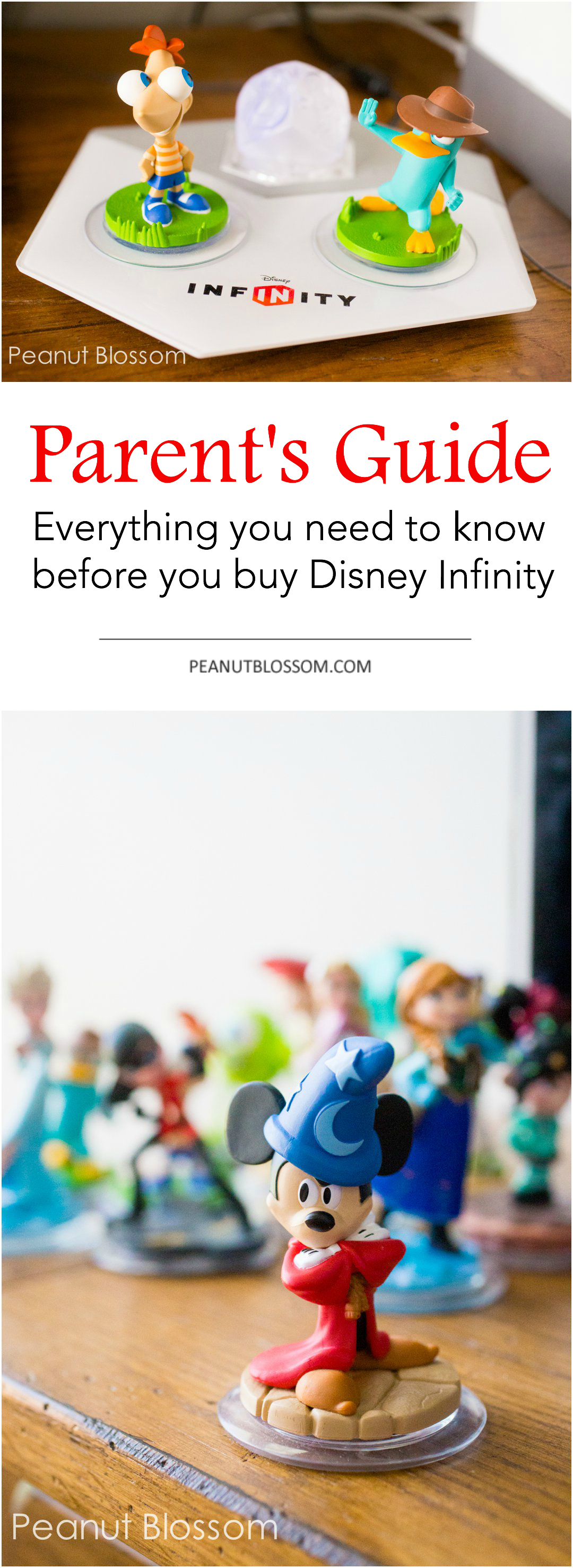 Disney Infinity: A beginner's buying guide