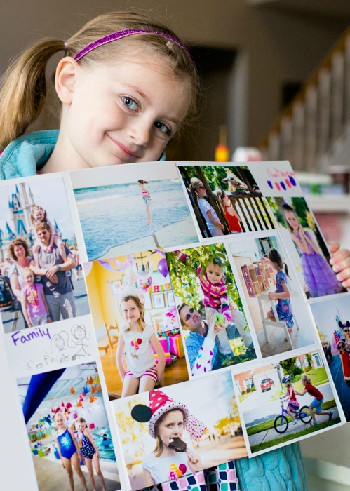 Using family photos to help raise a rock-star reader