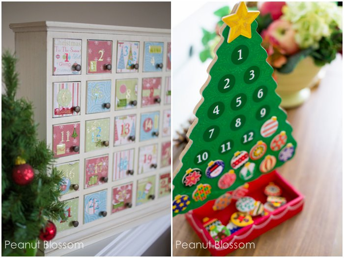 Non-Candy Advent calendar ideas