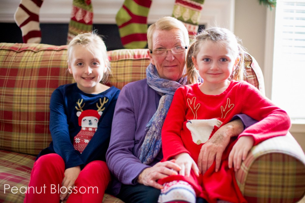 Making special time for grandparents during the holidays